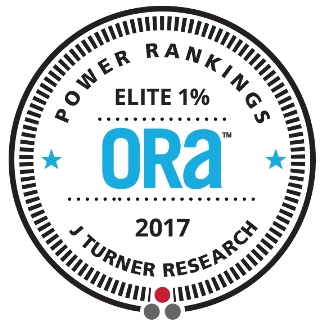 ORA Elite 1% - Whisper Hollow Makes the List!
