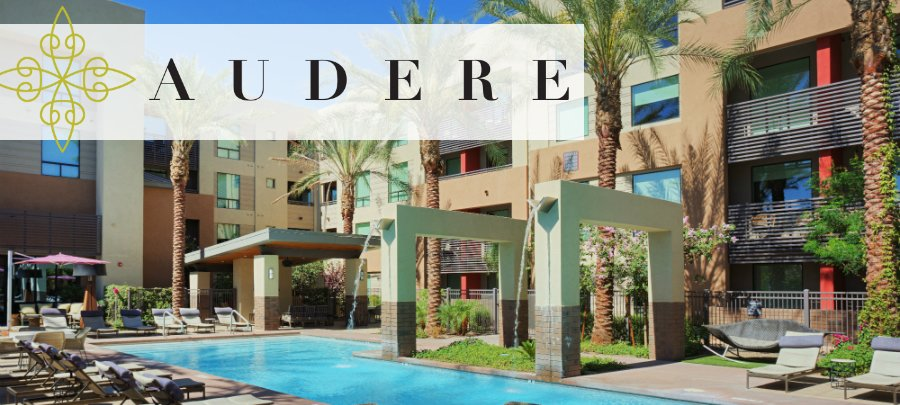 New Region.  New Community.  New Banner Family - Audere Apartments in Phoenix, AZ