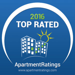 Taking the Top Spot Again - ApartmentRatings Winners!