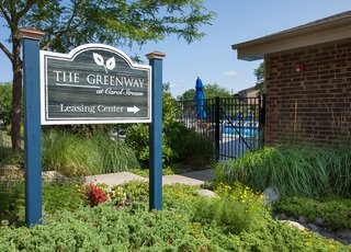 Greenway at Carol Stream