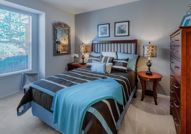 Tradition at Stonewater Apartments - Bedroom