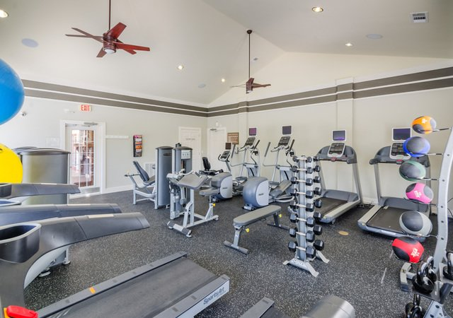 Tradition at Stonewater Apartments - Fitness Center