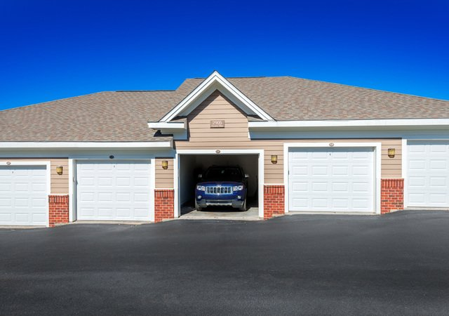 Tradition at Stonewater Apartments - Garages