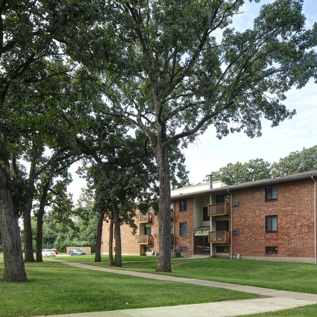 Rosewood Apartments - Outlook of the  Property Building