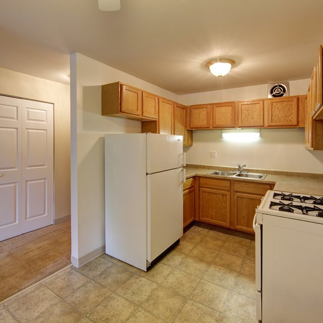 Rosewood Apartments - Functional Kitchen Area