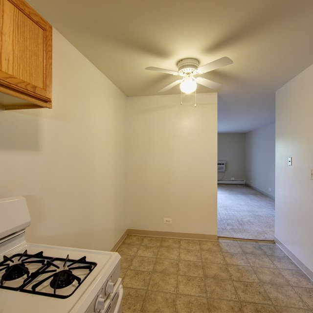 Rosewood Apartments - Spacious Kitchen Area