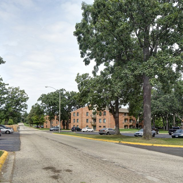 Rosewood Apartments - Community Pathway
