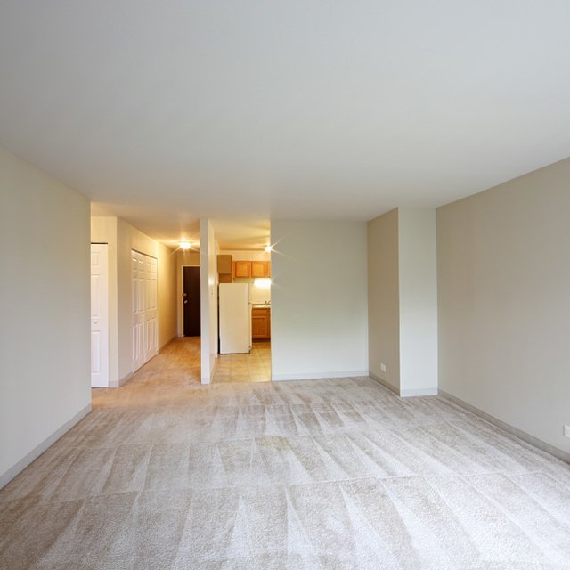 Rosewood Apartments - Minimalist Vacant Bedroom
