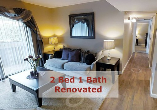 Whisper Hollow Apartments - 2 Bedroom 1 Bath