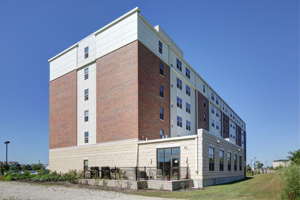 Fountain Square Senior Apartments Waukegan Il